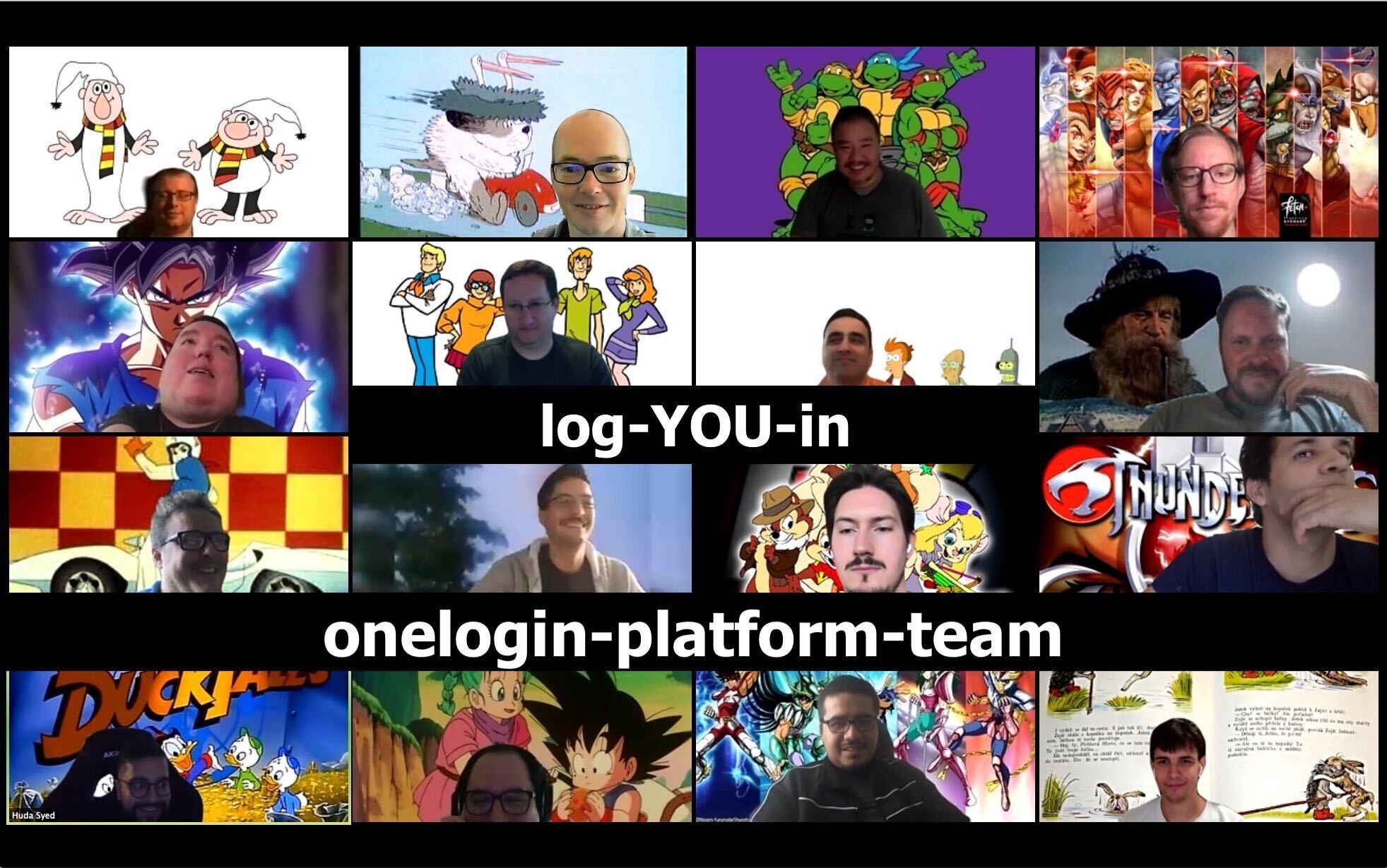 Platform Team Photo